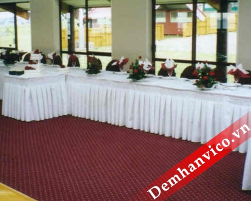 Váy bàn nhà hàng 5